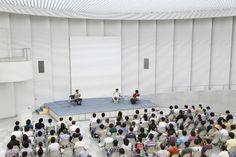 今治市伊東豊雄建築ミュージアム スペシャルトークイベント「音楽と建築」 | 伊東建築塾