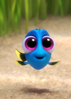 A little Baby Dory for your Thursday More