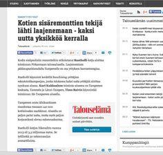 Rustholli Remontit laajentaa Tampereelle - kaksi uutta yrittäjää aloittaa syyskuussa.