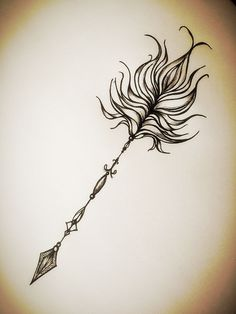 Image result for arrow tattoo