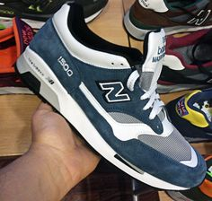 New Balance 1500 (Fall 2013) - Preview #sneakers #kicks