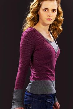 Hermione Granger: she may be a bossy Miss- Know-it-all, but she's also a fiercely loyal friend, an intuitive problem-solver, an adamant go-getter and someone who doesn't give up easily.