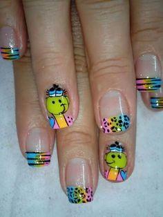 Uñas Hair And Nails, Nail Art, Beauty, Triangles, Gay, Tools, Finger Nails, Nail Art Designs, Nail Decorations