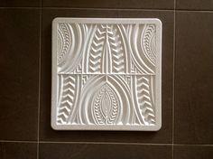 CNC carved Corian sampler CarveX Jacob Scott 2013
