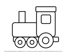 the little engine that could printable activities - Google Search