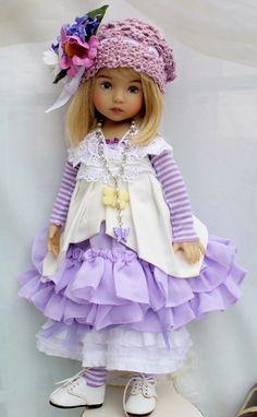 Little Darling doll - Dianna Effner