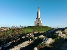 The Obelisk, Killiney, Co. Burj Khalifa, Dublin, Building, Top, Travel, Viajes, Buildings, Destinations, Traveling