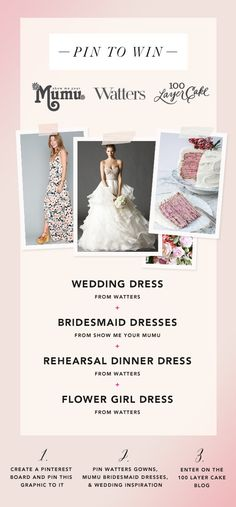 Time to start planning our wedding, and what better motivation than this beauty! Show Me Your Mumu bridal fashion giveaway Mumu Bridesmaid Dresses, Wedding Dresses, Wedding Attire, Wedding Bride, Bridesmaids, Wedding Looks, Dream Wedding, Wedding 2017, Wedding Wishlist