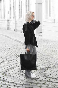 Outfit: kimono jacket