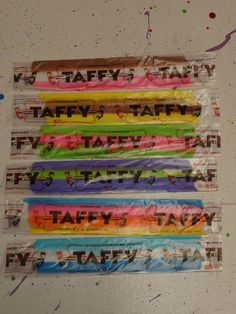 Mccraw S Old Fashioned Taffy Flavors
