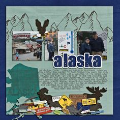 Credits: Great Escape: Alaska - The Bundle by WM[squared] Designs