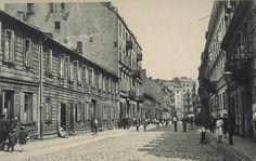 Muranów 1935r ul. Wołyńska (Lewartowskiego) http://www.kolejkamarecka.pun.pl/_fora/kolejkamarecka/gallery/81_1441956419.jpg