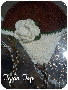 11 mejores imágenes de gorros crochet  1fa91def62f