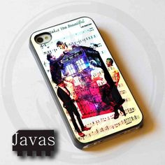 Tardis one direction iphone case and samsung design by Javascustom, $13.50 << OH MY GOD, EVERYTHING I'VE EVER LOVED IN ONE, THIS IS AMAZING. SOMEONE GET ME THIS. I HAVE NO IPHONE, BUT I NEED IT.