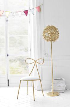 Gold Wish Weed Floor Lamp PB Teen | Lighting 1 | Pinterest | Pbteen, Floor  Lamp And Bedrooms
