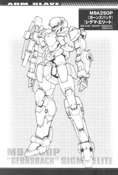 Full Metal Panic Another, M9A2SOP