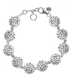 Rachel Galley Memento Globe Bracelet.