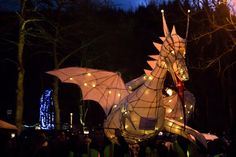 Attend the Lantern Parade in Betws y Coed this xmas 2012