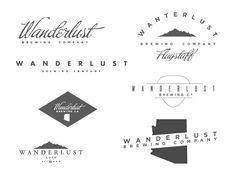 Wanderlust Brewing Brand Exploration  by Caleb Royce Lummer