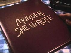 """16 Reasons You MUST Revisit """"Murder, She Wrote"""".....theme song....I like."""