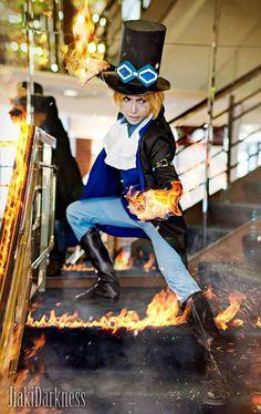 Sabo/ One piece - JiakiDakness(Jiakidarkness) sabo Cosplay Photo - WorldCosplay