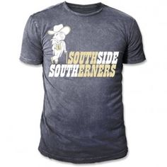 Southside Southerners T-shirt for BourbonandBoots.com