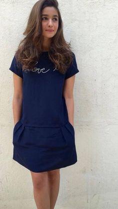Want Alia Bhatt's tshirt  dress - SeenIt