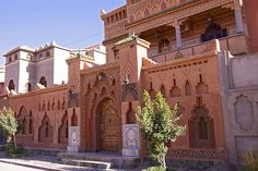 Stay in a Riad in Morocco http://www.travelwithallsenses.com/staying-traditional-riad-morocco/