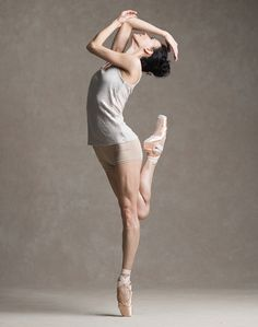 National Ballet of Canada's Greta Hodgkinson. Photo by Karolina Kuras.