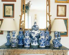 """I find it harder and harder everyday to live up to my blue china.""                                            - Oscar Wilde"