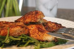 Budget Friendly Balsamic mustard chicken (chicken marinade) from Everyday Paleo
