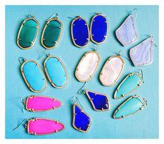 Kendra Scott earrings @kendra_scott