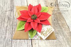 Stampin´ Up!_Weihnachtswunder_Elementstanze Festliche Blüte_Designerpapier im…