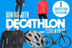 2 chances to win a Ultra 700 bike and clothing set worth almost £1000