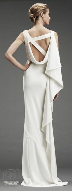 Nicole Miller Bridal. Available at Simply Luxe Bridal Boutique in Algonquin, Illinois.