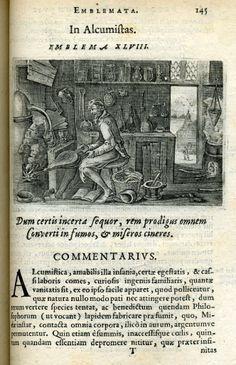 SCHOONOVIUS Florentius - Emblemeta Florentii - Lyon - Elzevier 1626 - gravures par C.de Passe