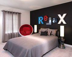 decorar dormitorio hombre