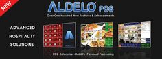 Aldelo For Restaurants is an easy to use, cost effective and feature rich Restaurant POS Software solution designed for Table Service, Quick Service, Bars and All Food Service Hospitality establishments.  Our Restaurant Software offers state of the art Restaurant POS capabilities.  Give it a try today. New Functions!