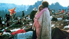 FOTOS: los 43 años del Festival de Woodstock