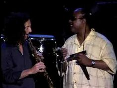 Kenny G and Stevie Wonder - YouTube