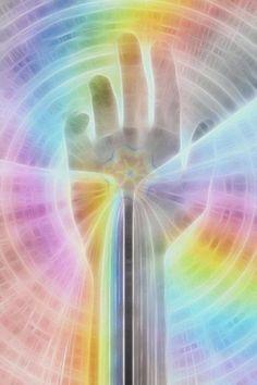 Reiki Luz Para Todos! Trabajando con energía