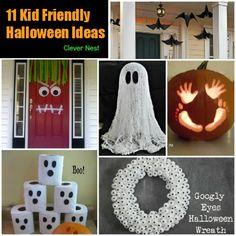 11 Kid-Friendly Halloween Ideas
