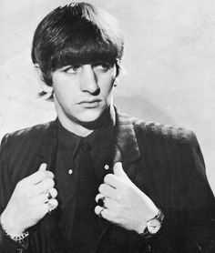 Ringo Starr Drummer For The Beatles