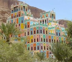 Beautiful colors in #Yemen