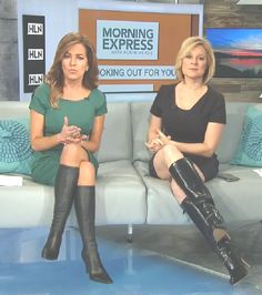 Pity, that robin meade upskirt boots