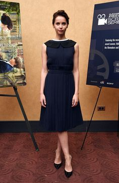 Felicity Jones Photos: 'The Theory of Everything' Screening