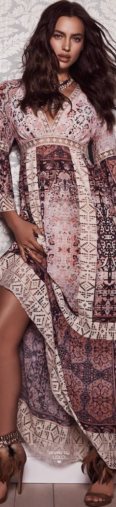 Irina Shayk BEBE Iconic Autumn 2015   LOLO❤︎