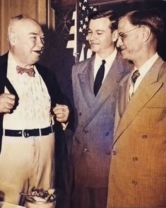 Herman and Eugene Talmadge on the 1946 Georgia Governors primary