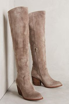 Jeffrey Campbell Oakmont Shearling Boots - anthropologie.com