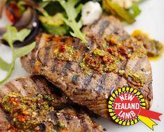 New Zealand Lamb Rump Steaks ! Rump Steak, New Zealand Food, Meatloaf, Tandoori Chicken, Lamb, Pork, Beef, Ethnic Recipes, Fresh Products